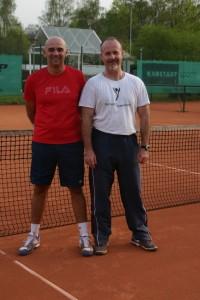 Tennistrainer 005 - Klein