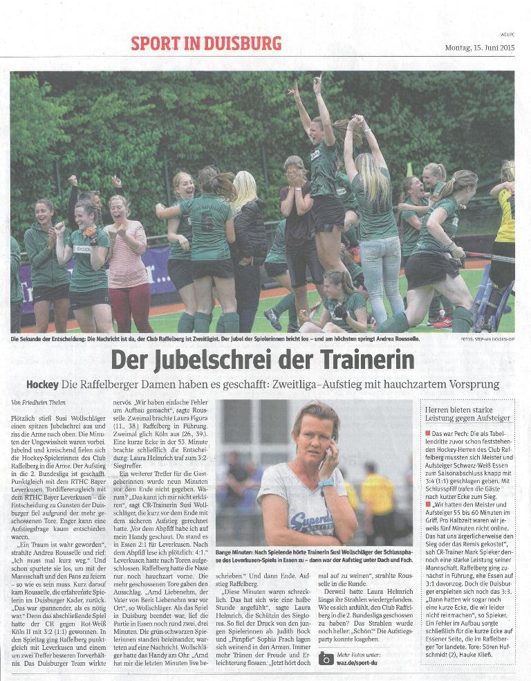 BundesligaaufstiegWAZ