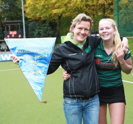 PV7A2437  Susanne Wollschläger mit Tochter Anneke